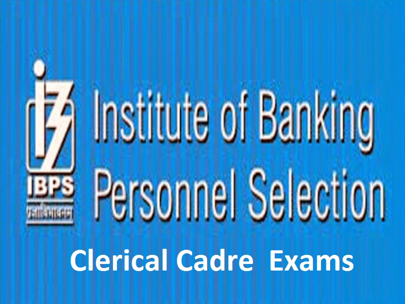 Mock Test for IBPS Clerical